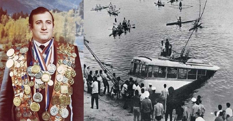 Пловец от Бога: спасший пассажиров затонувшего троллейбуса Шаварш Карапетян отмечает юбилей - НТВ