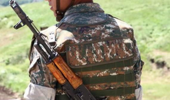 Солдат погиб в Арцахе при невыясненных обстоятельствах