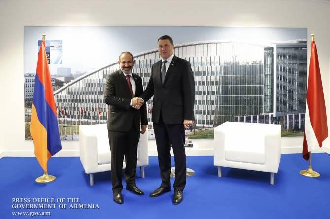 президентами Латвии