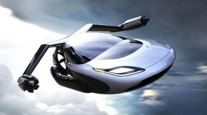 летающие машины