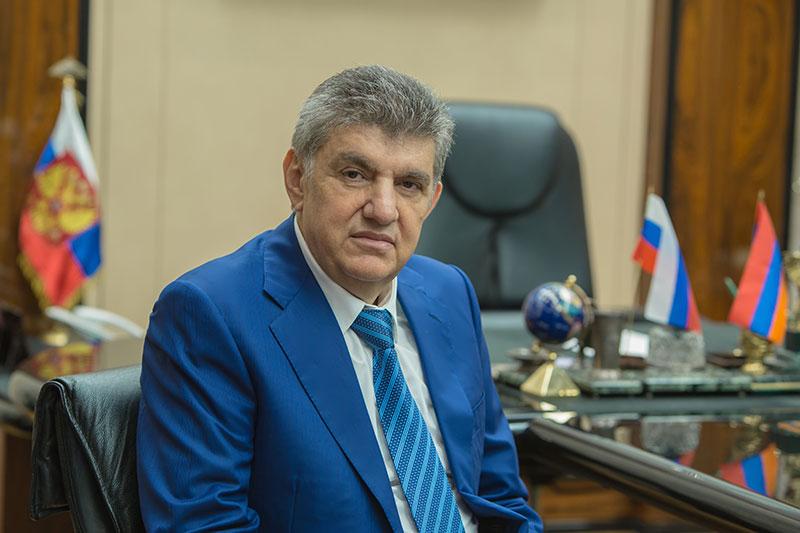 «Наезд» на Ара Абрамяна – Теван Погосян об уровне знания русского языка главы Союза армян