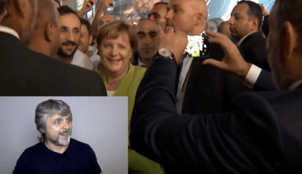 Меркель ошарашена