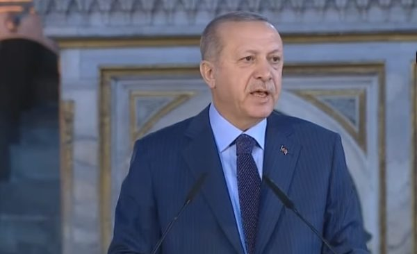 путь Эрдогана