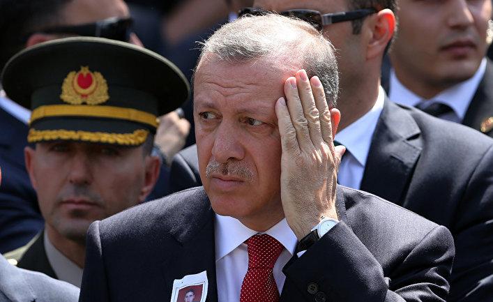 Центробанке Турции