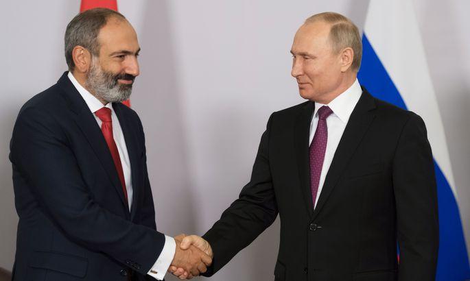 Путин провёл