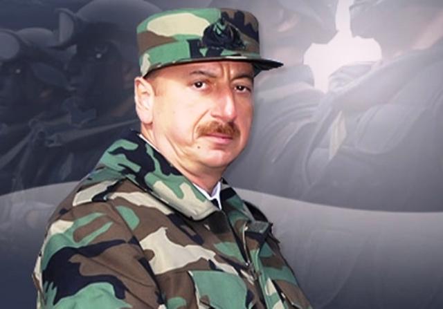 Алиев идет против Трампа
