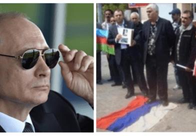 Азербайджане протестуют