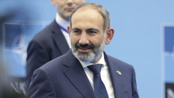 Армении прибыл