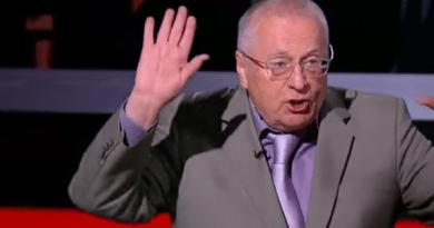 Владимир Жириновский проговорился о «закрывающей всю планету» С-700