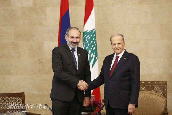 Ливан намерены