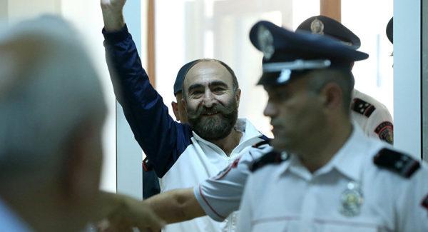 Манукян освобожден