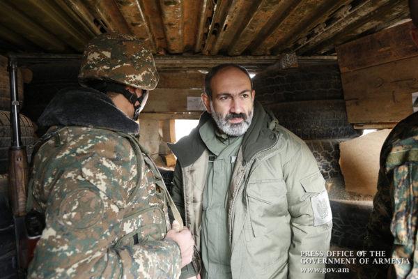 """Пашинян: """"Я буду требовать разъяснений у Лукашенко и Назарбаева"""""""