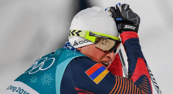 Армянский лыжник завоевал золотую медаль на проходящем в Финляндии турнире по лыжным гонкам