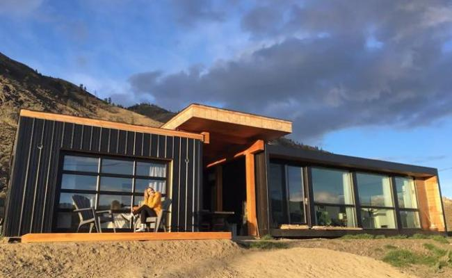 This Kamloops Woman Is Living The Tiny Life Of Luxury