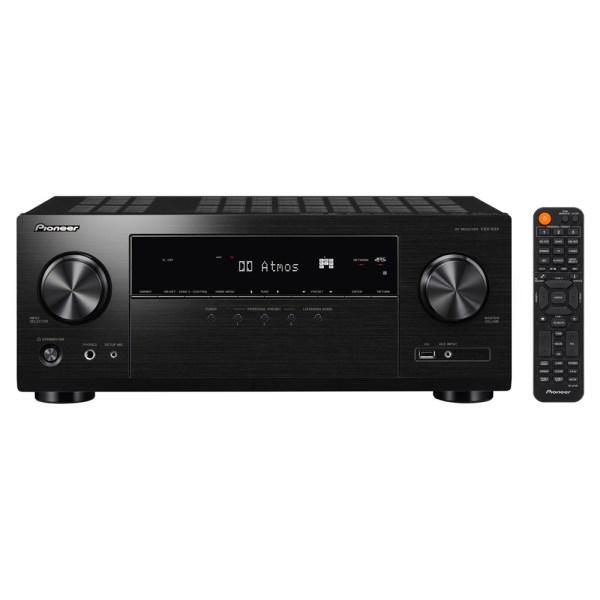 Receiver Elite VSX-934 A/V 7.2 Dolby Atmos 4K HDR – Pioneer