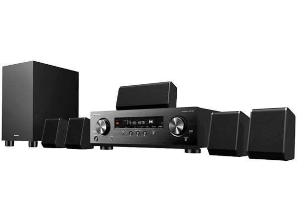 Home Theater 5.1 4K HDR Bluetooth HTP-076 Pioneer