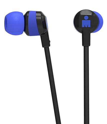 Fones de Ouvido Pioneer Ironman Sem Fio SE-IM5BT-L - Azul