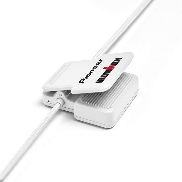 Fone de Ouvido Pioneer Ironman Wireless SE-IM6BT-W - Branco