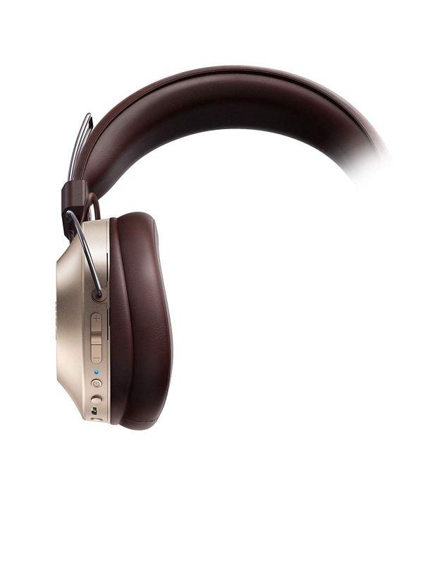 Fones de Ouvido Sem Fio da Pioneer SE-MS9BN-G - Dourado