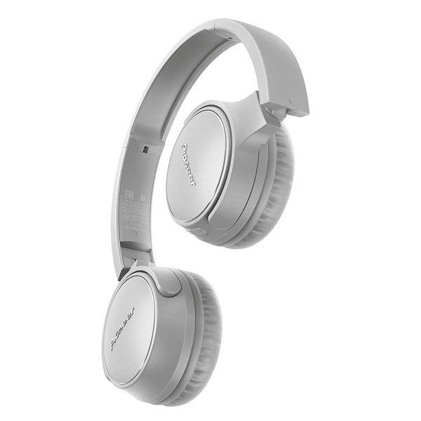 Fone de Ouvido On Ear Pioneer S3 Wireless SE-S3BT-H Bluetooth Sem fio – Cinza
