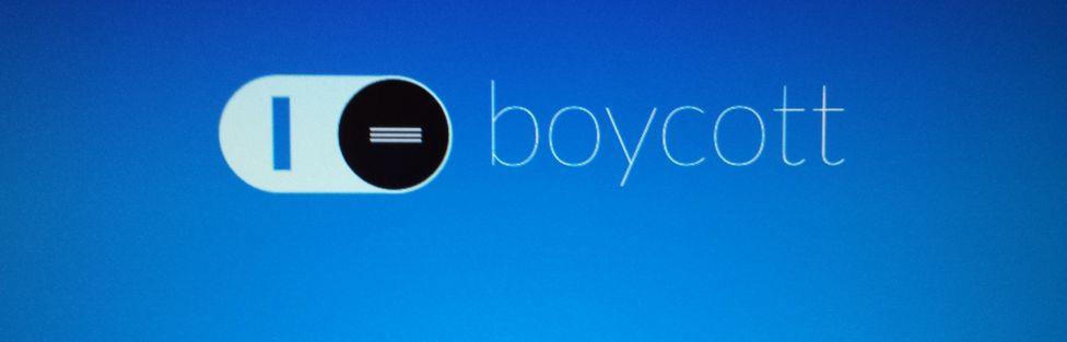 Lettre ouverte en faveur de l'i-boycott