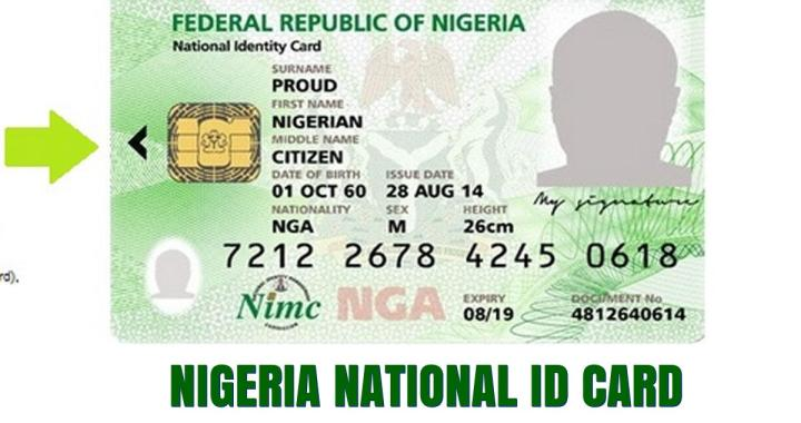 How to check Nigeria National ID card