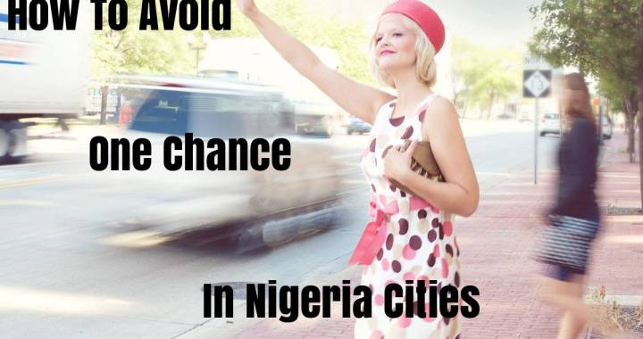 Safety tips to avoid one chance