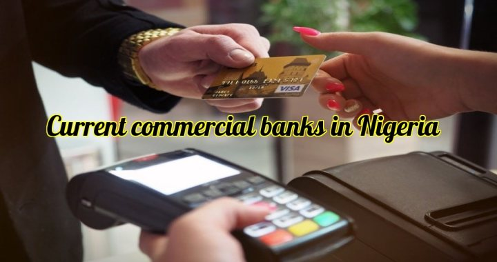 current commercial banks in Nigeria