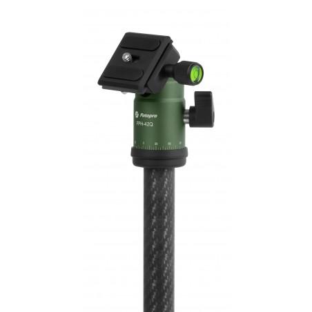 Statyw Fotopro X-Aircross 1C - zielony
