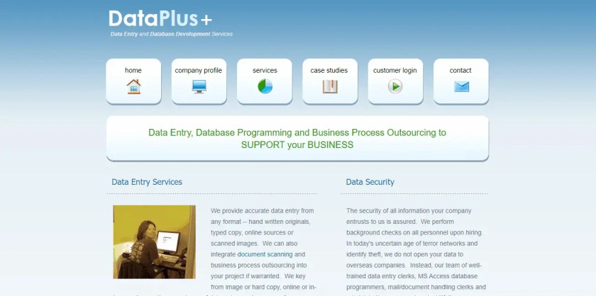 DataPlus+ 10 Best Online Data Entry Sites That Pays Well