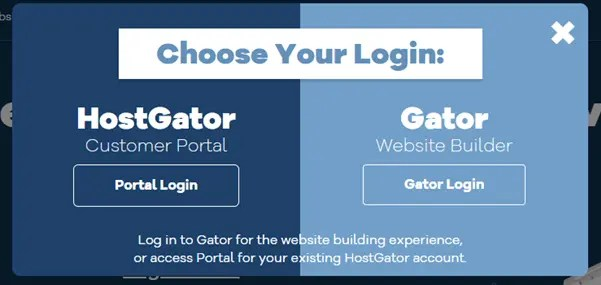 Login to your HostGator cPanel 2