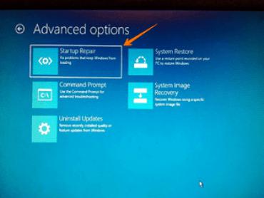 Windows 10 black screen issue with no cursor 3