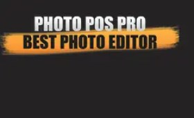 Photo Pos Pro Best Photo Editor