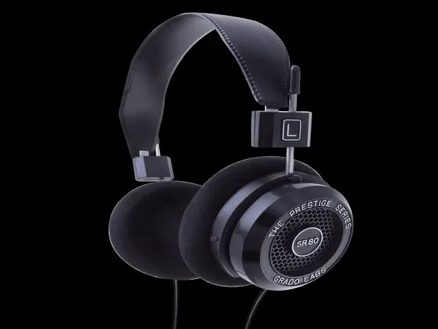 Best Quality headphones with new technology In 2020 GRADO SR80e Prestige Series