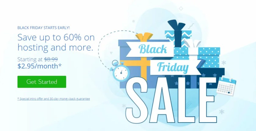 Black Friday Sale Bluehost Vs. DreamHost Vs. SiteGround: How To Choose Best One In 2020?