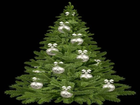 Top 10 Most Spectacular And Unique Christmas Tree Decoration Ideas (6)