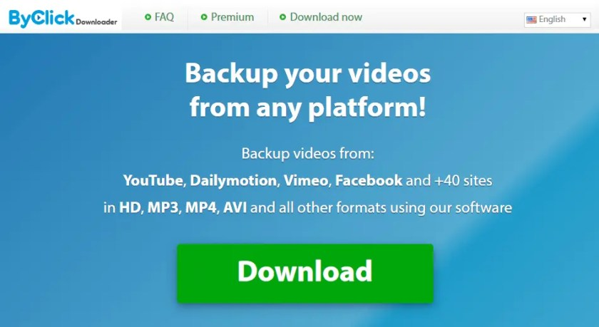 ByClick Youube to mp3 Downloader