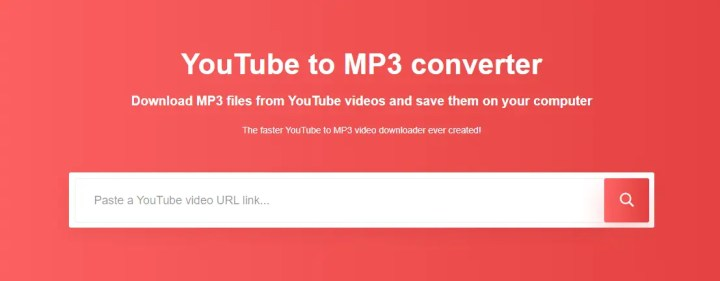 Go-mp3 - Download MP3 files from YouTube videos