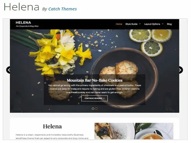 Halena Top E-Commerce WordPress Theme For Business In 2021