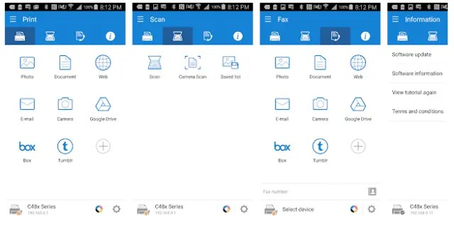 Samsung Mobile Print Top Trending Fax App For Android For 2021