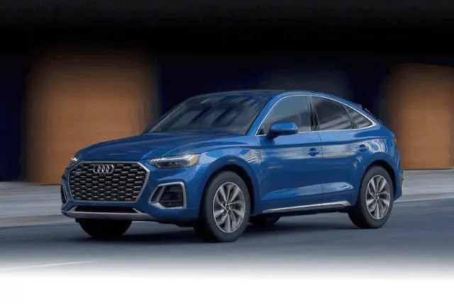 Audi Q5 Sportback 2021's Line-up 7 Exotic Cars Revealed