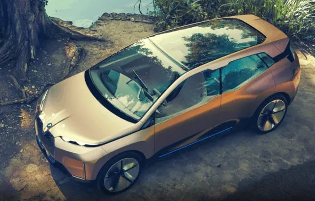 BMW iNext 2021's Line-up 7 Exotic Cars Revealed