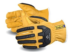 How to Choose The Best Leather Gloves for Mechanical Work Goatskin Leather Gloves