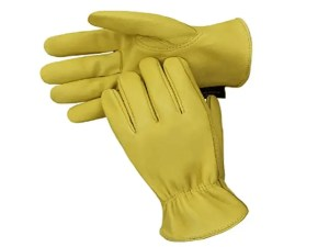 How to Choose The Best Leather Gloves for Mechanical Work Sheepskin Leather Gloves