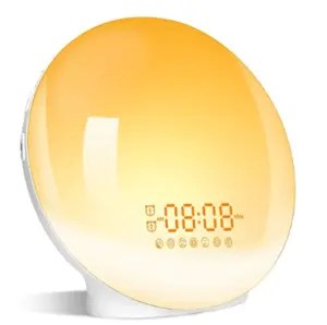 Sunrise Alarm Clock one of the best and Great Tech Gadgets To Make Life Easier