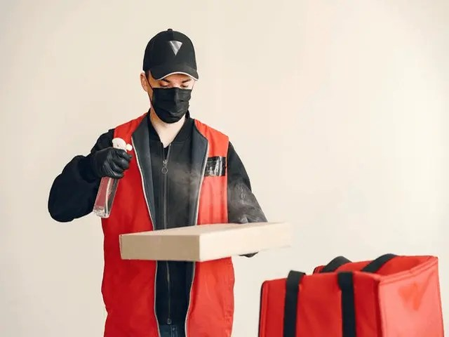Courier Safety Tips and Essentials During Covid-19 Pandemic 1