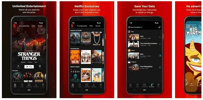 What Are The Best Android TV Apps In 2021 Netflix