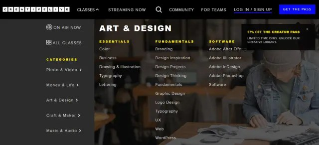 15 Best Part-time Graphic Design Courses For A Creative Designing Career CreativeLive
