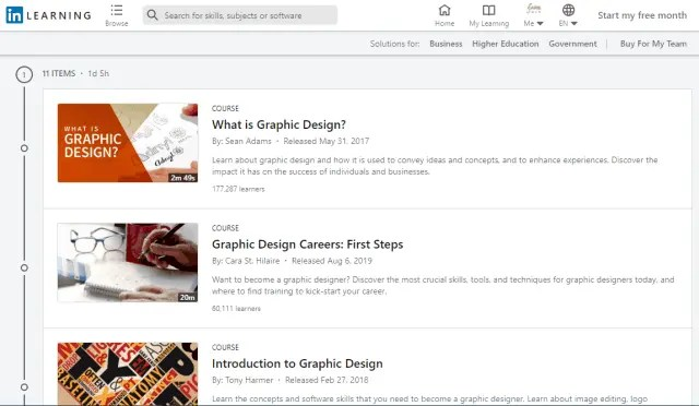 Become a Graphic Designer – LinkedIn Learning