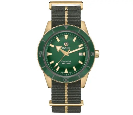 Rado Watches CAPTAIN COOK AUTOMATIC BRONZE 2